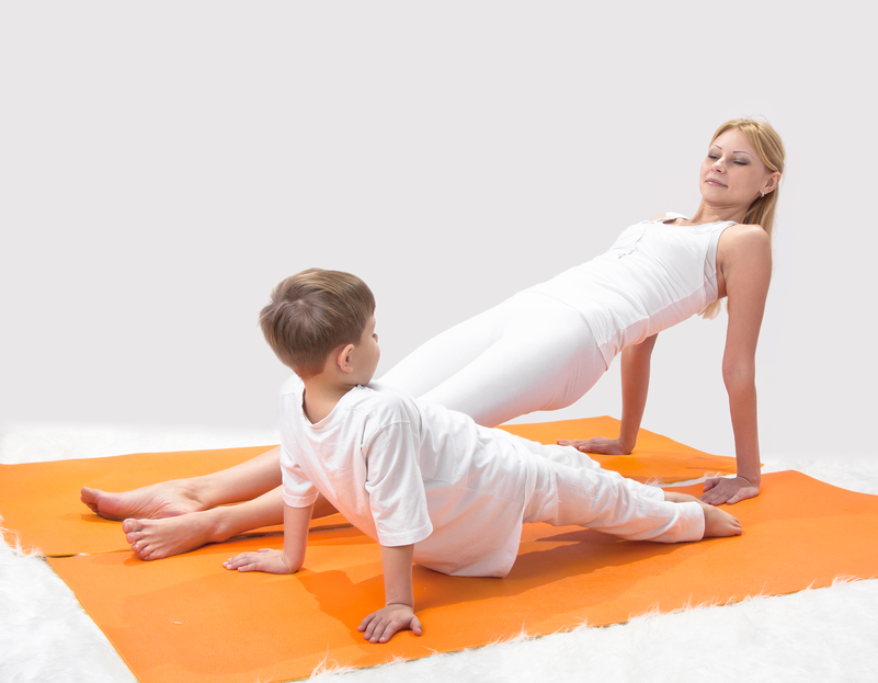 family yoga classes