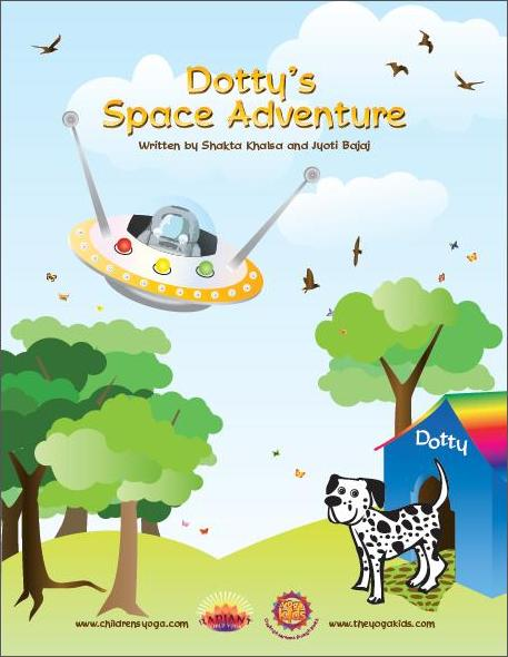 Dotty's space adventure