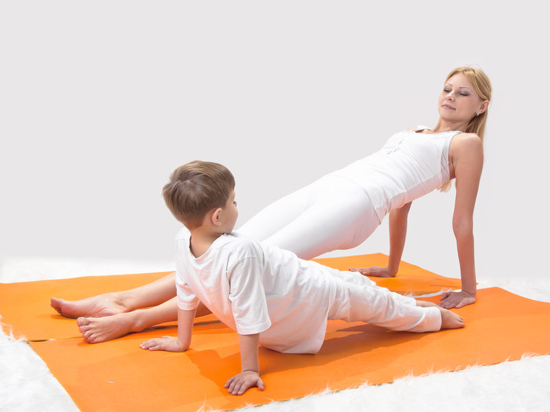 Quick & Easy Ways to Bring the Benefits of Yoga into Your Home