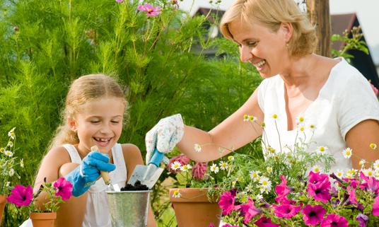 Instilling the Value of Volunteering in Children—It's Never Too Early