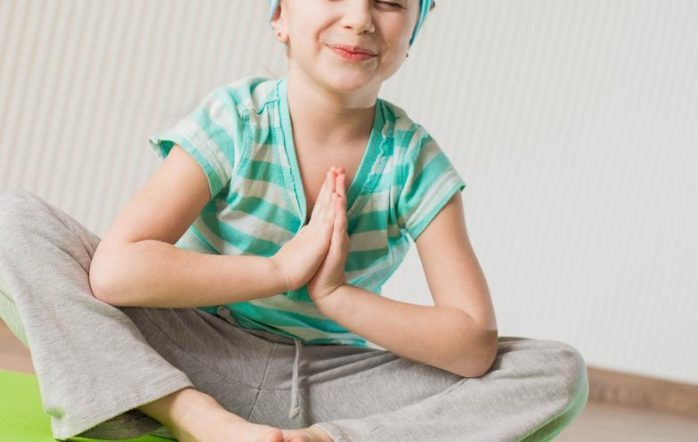 Yoga in schools is becoming more popular with teachers every day. Classroom yoga can teach children to calm, regulate, and care for themselves. It brings focus to a child's life and prepares them for classroom activities, calms them down in times of anxiety, and gives them an inner peace that's often missing in younger children. […]