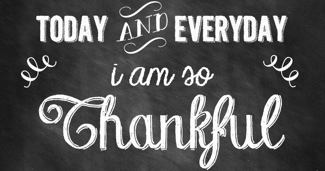 Gratitude is Contagious!